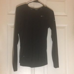 Women's small Nike dry fit running long sleeve